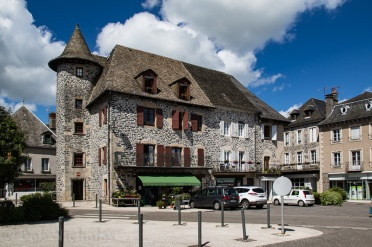 Pleaux - Cantal, France
