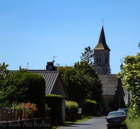 Rilhac-Xaintrie - Correze, France