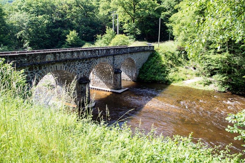 Bridge - Dordogne, France