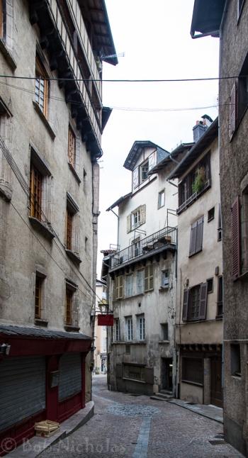 Narrow street - Tulle