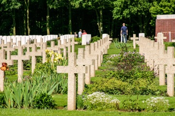 Thiepval Anglo-French Cemetery