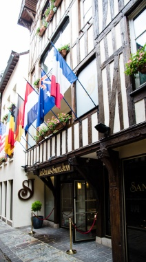 Relais St Jean - Troyes, France