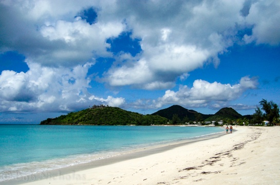 Antigua - Jolly Beach