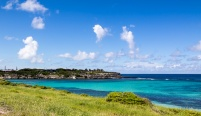 Antigua - Long Bay Beach