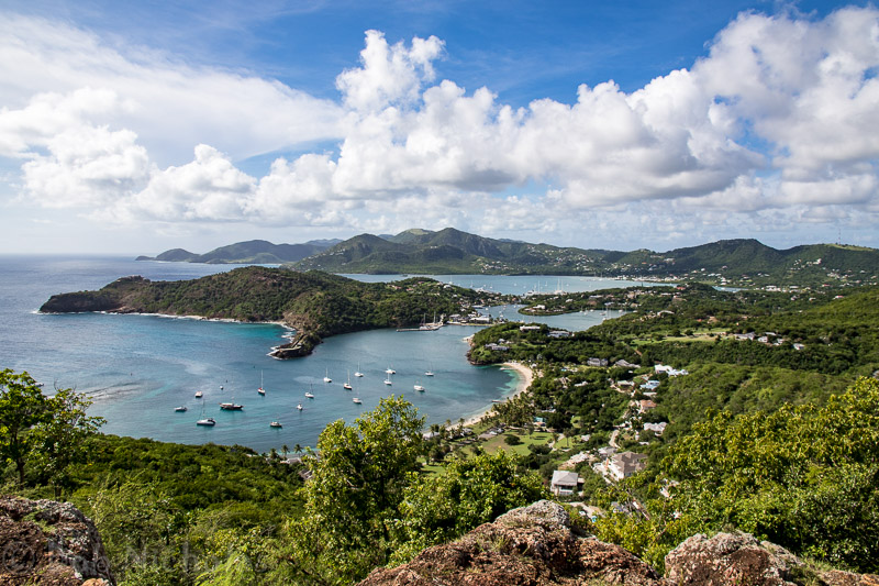 Antigua - English Harbour & Nelsons Dockyard