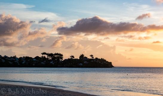 Antigua - West Coast Valley Church Beach