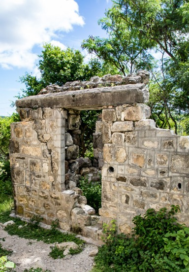Antigua - Betty's Hope Plantation