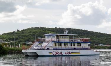 Antigua - Coral Ark