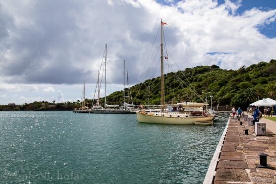 Antigua - English Harbour