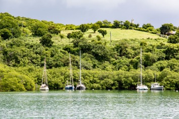 Antigua - English Harbour