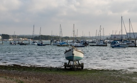 View From The Shore - Folly Inn, Isle of Wight
