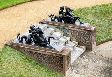 Ornate Steps - Osborne House