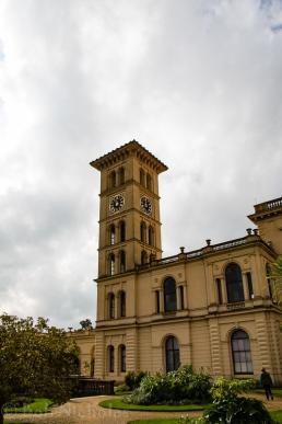 Clock Tower - Osborne House