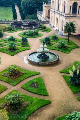 Ornamental Gardens - Osborne House