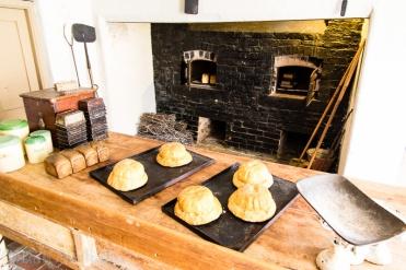 Bread Oven - Erddig