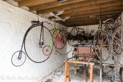 Bicycles - Erddig