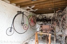 Bicycles - Erddig