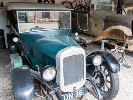 Unknown Car - Erddig