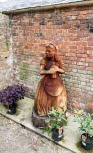 Alice with potion ? - Erddig