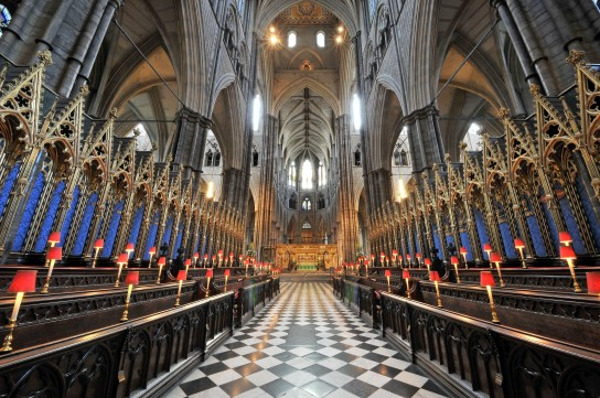 The Quire - Westminster Abbey
