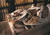 Tomb of Elizabeth 1 - Westminster Abbey
