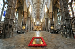 Tomb of the Unknown Warrior - Westminster Abbey