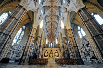 The Nave - Westminster Abbey