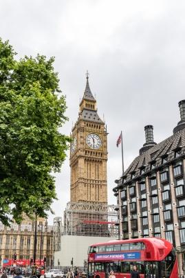 Elizabeth Tower (aka Big Ben)
