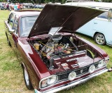 1967 Ford Cortina with 7.5 itre V8 stuffed in