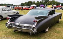 1959 Cadillac - Back end
