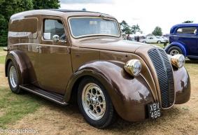 1948 Morris Series Z
