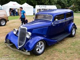 1936 Ford Sedan