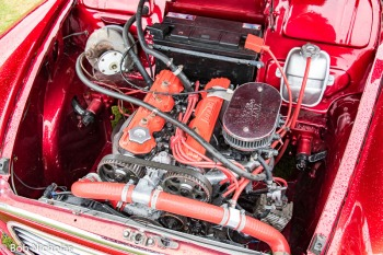 "1960 Morris ""Moggy"" Minor with 2 litre Lancia engine"