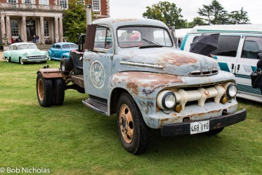 1951 Ford F 6