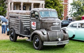 1946 Chevrolet COE (Cab Over Engine)
