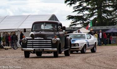 1950 Chevrolet 3600