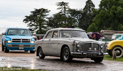 Rover P5 Series