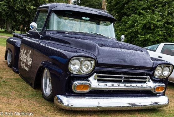 1959 Chevy Apache Truck