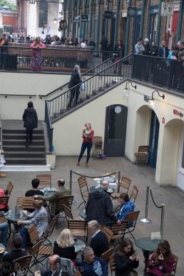 Opera Singer - Covent Garden