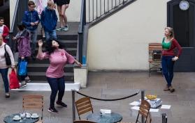 Impromptu Dancer - Covent Garden