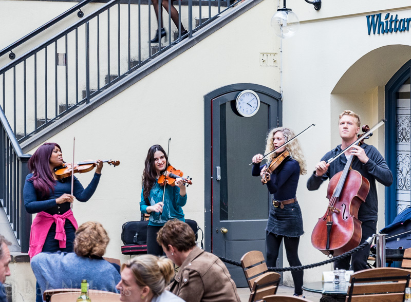 String Quartet - Covent Garden