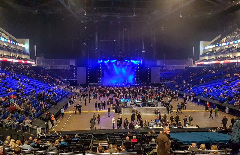 Anticipation - Elbow O2 2018