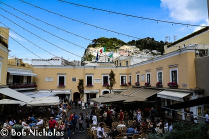 Capri - Piazza Umberto I