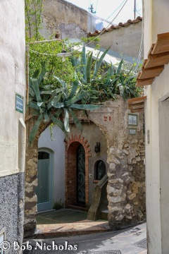 Capri - Back Streets