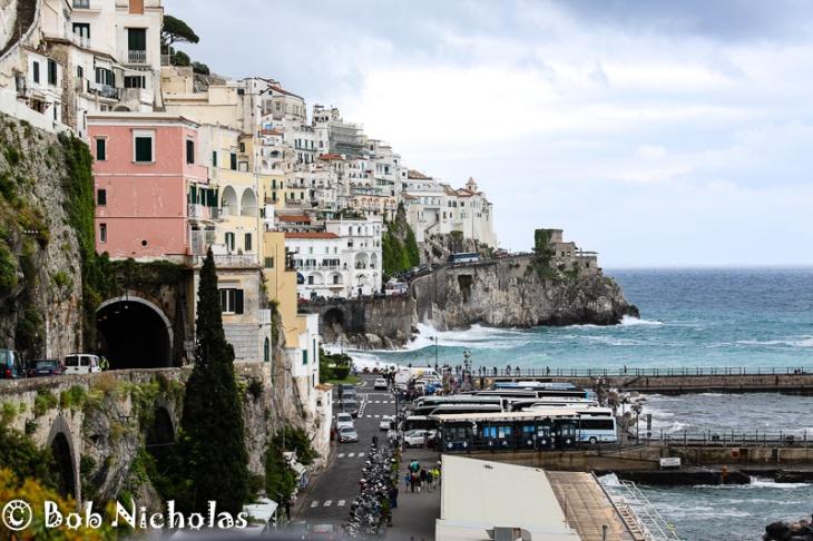 Harbour - Amalfi