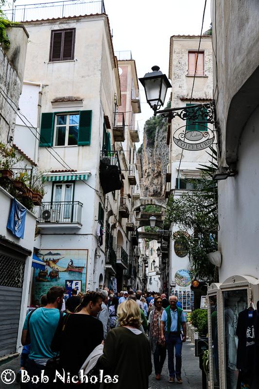 Amalfi Narrows