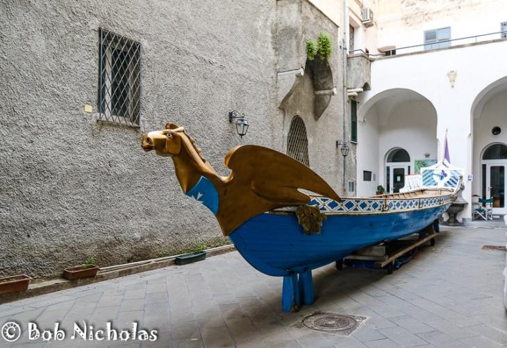 Boat - Amalfi