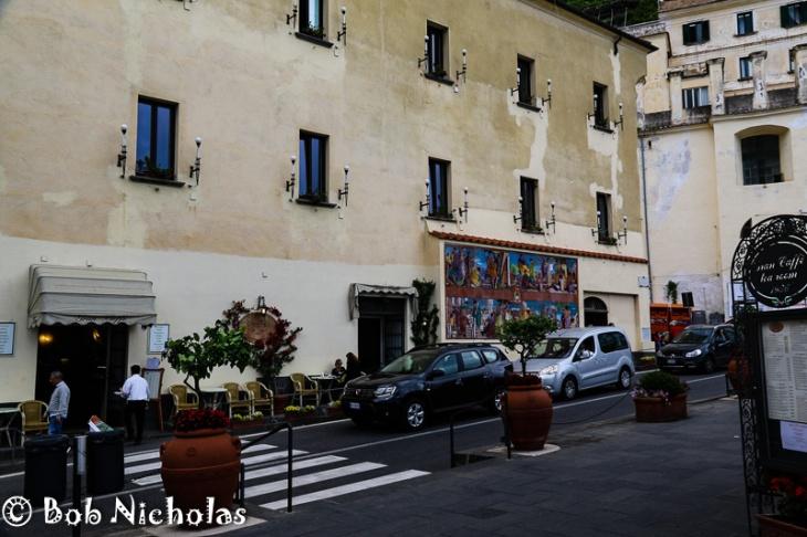 Gran Caffe Tea Room - Amalfi