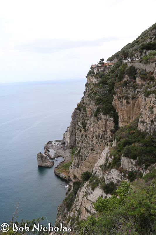 Coastal View Near Meta