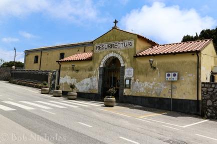 Cemetary - Chiesa di Santa Maria della Neve